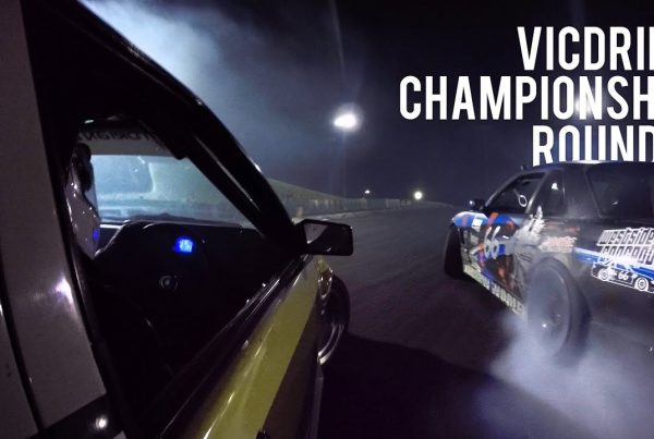 VicDrift Championship Round 5 - 2016 | Final Fight