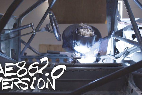 AE86 Version 2.0 Teaser   Hachiroku ハチロク