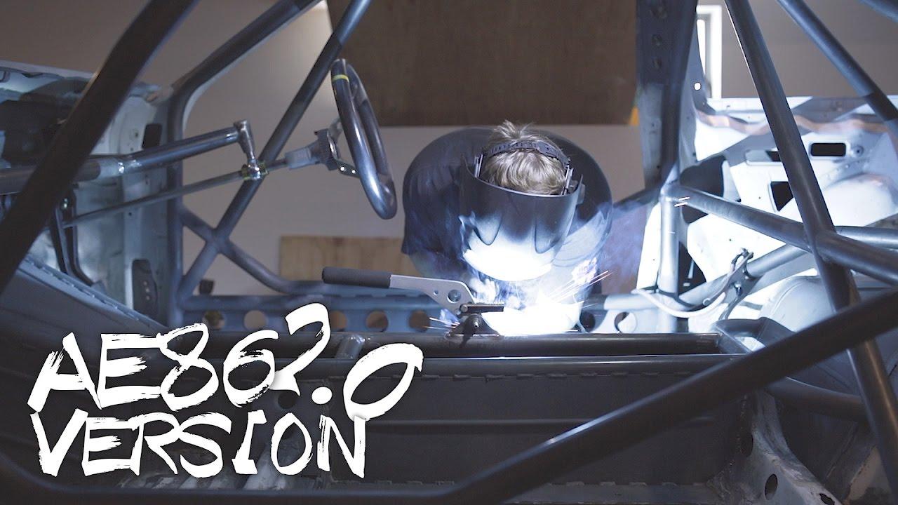 AE86 Version 2.0 Teaser | Hachiroku ハチロク